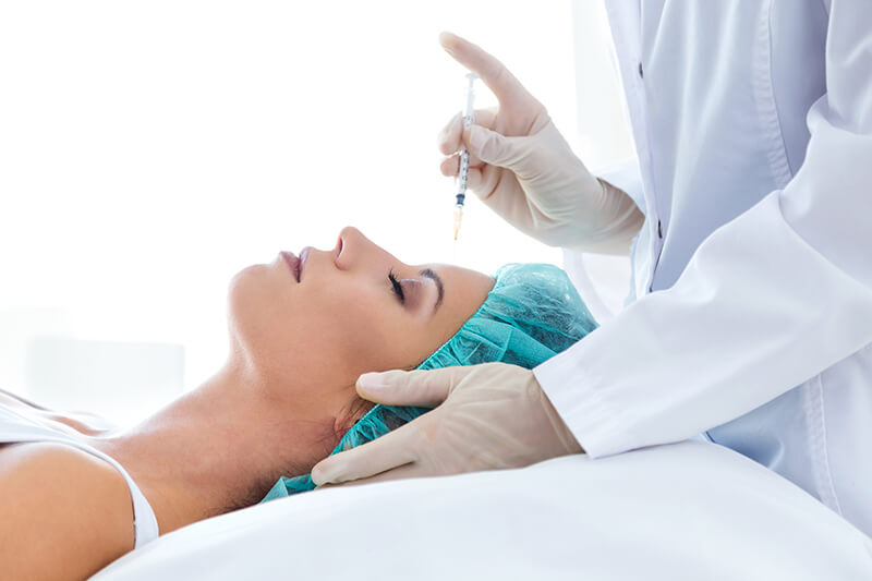 What does a Botox treatment feel like?
